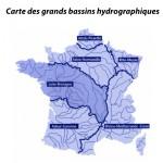 Grands bassins hydrographiques
